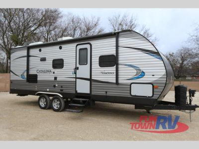 2018 Coachmen Rv Catalina Legacy 243RBS