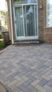 patios,steps, retaining wall, fire pit
