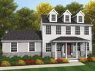 The Bryant Traditional by Keystone Custom Homes: Plan to be Built