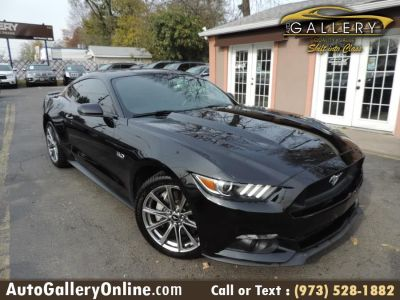 2015 Ford Mustang 2dr Fastback GT Premium (Black)