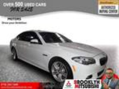 $32289.00 2016 BMW 5 Series with 35043 miles!