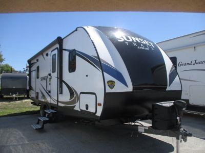 2018 CrossRoads SunSet Trail Super Lite 222RB