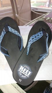 Men's REEF Flip Flops / Sandals - Size 11