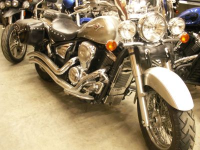 2008 Kawasaki Vulcan 900 Classic LT Cruiser Motorcycles Hermitage, PA