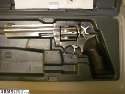 For Sale/Trade: NWI RUGER GP100