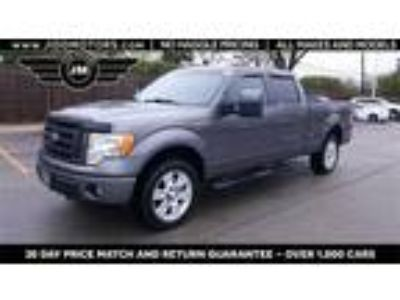 Used 2009 Ford F-150 Gray, 130K miles