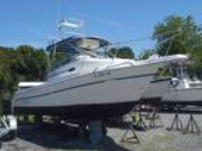 1999 Cobia 25 WALKAROUND