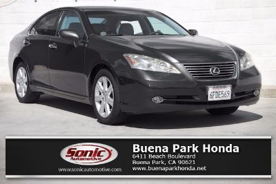 2008 Lexus ES 350 Base (Smoky Granite Mica)