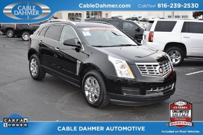 2016 Cadillac SRX Performance Collection (black)