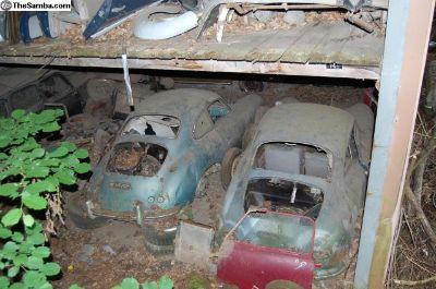 [WTB] Wanted Rusty, Rough, Non-run. 356/911 Porsches