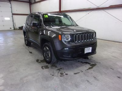 2018 Jeep Renegade Sport 4x4 (Granite Crystal)