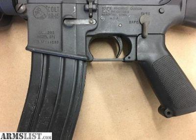 For Sale: Colt SP1 SP-1 AR15 AR-15 Preban Pre Ban 223 20