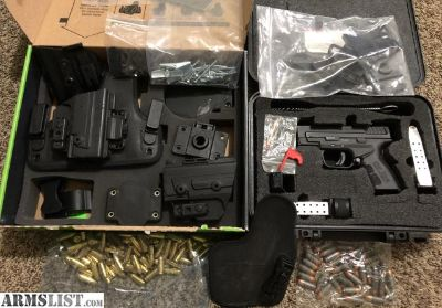 For Sale: Springfield XD MOD 2 subcompact 3 9mm