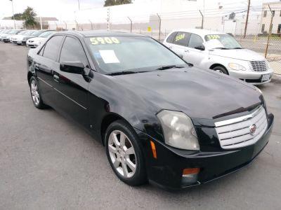 2006 Cadillac CTS Base (Black)