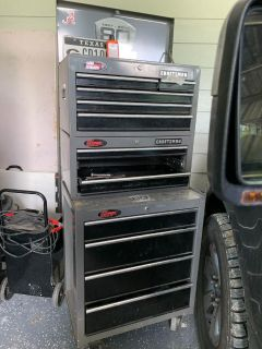 Tool box for sell $100 for all 3 boxes