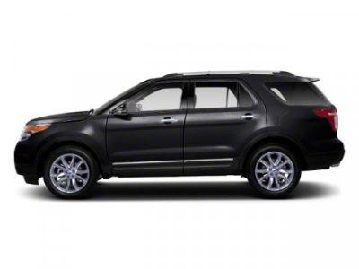 2011 Ford Explorer XLT (Black)