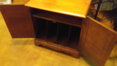 Cabinet for Records