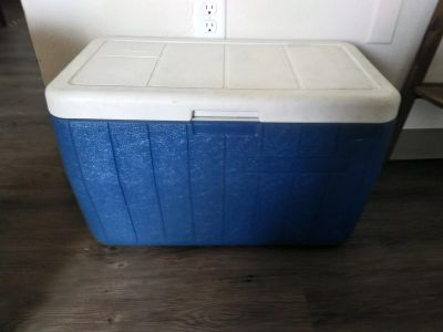 In good condition cooler