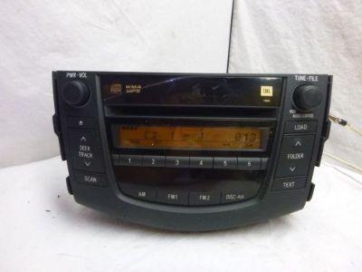 Sell 06 07 08 09 10 11 Toyota RAV4 JBL Radio 6 Cd Mp3 Player 11822 86120-42181 BA949 motorcycle in Williamson, Georgia, United States, for US $210.00