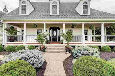 14704 North SHELBORNE Road Westfield Four BR, Beautiful 16 acre