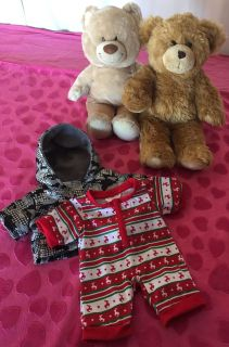 $8 2 Build A Bears and Clothing