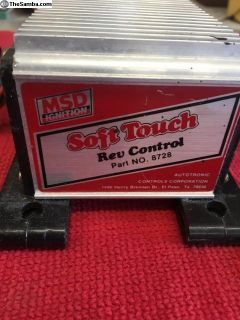 MSD 8728 Soft Touch Rev Control