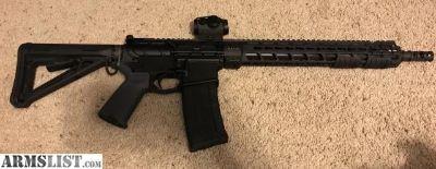 For Sale/Trade: Piston AR - 15