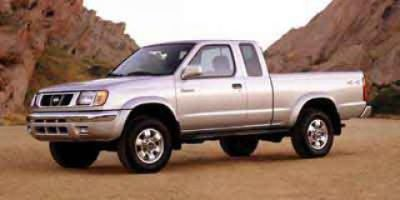 2000 Nissan Frontier SE (Gray)