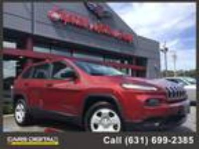 2014 JEEP Cherokee with 58455 miles!