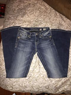 Never Worn Miss Me Jeans Size 12 Bootcut