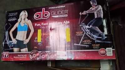ABS Glider - Price Lowered