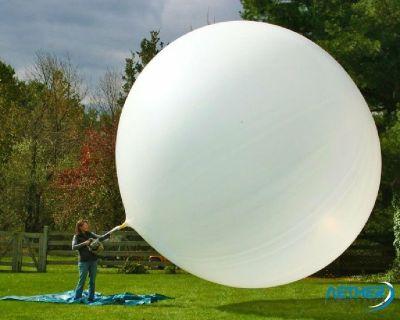 Jumbo Size Weather Balloons up to 35 feet BIG
