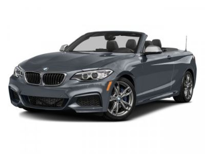 2016 BMW 2 Series M235i xDrive (Black)