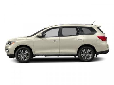 2018 Nissan Pathfinder SL (Pearl White)