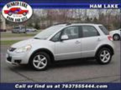 used 2008 Suzuki SX4 for sale.