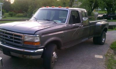 1992 Ford f350 7.3 diesel non turbo 5 speed