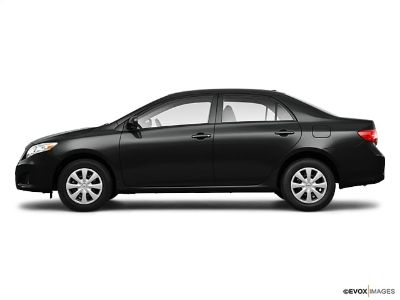 2010 Toyota Corolla Base (Magnetic Gray)