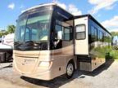2007 Fleetwood Discovery 39V Full Wall Double Slide Diesel Pusher