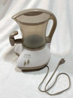 Cocoa-Latte Hot Drink Maker by Back to Basics