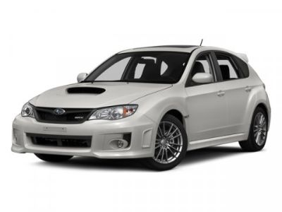 2014 Subaru Impreza WRX Base (Ice Silver Metallic)