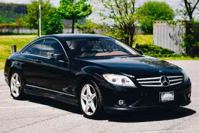 Used 2010 Mercedes-Benz CL-Class for sale