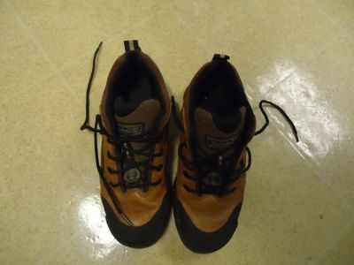 Ladies Timberland ACT Hiking Boots Size 6 M.