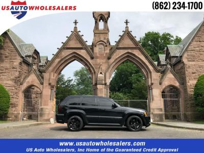 2006 Jeep Grand Cherokee SRT-8 (Black)