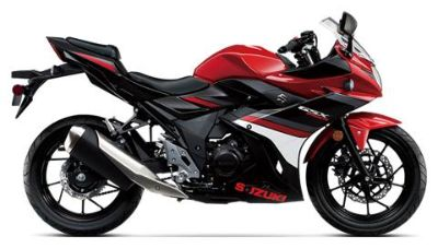 2019 Suzuki GSX250R Sport Motorcycles Ontario, CA