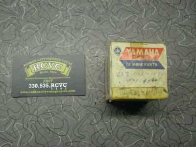 Buy Yamaha YCS1 YCS1C 1967-68 NOS Piston Standard 237-11631-00 motorcycle in Akron, Ohio, United States, for US $22.99