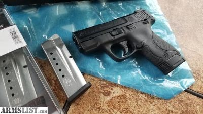 For Sale/Trade: Smith Wesson M&P Shield Performance Center 9mm (unfired)