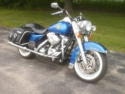 2008 Harley-Davidson Road King Classic Touring Motorcycles Mukwonago, WI