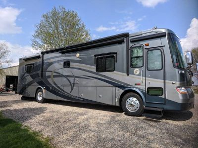 2007 Tiffin Phaeton 40QSH