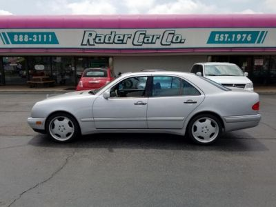 1999 Mercedes-Benz E-Class SEDAN 4-DR