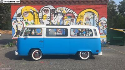 1977 Vw bus baywindow